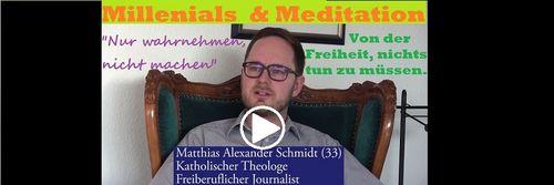 Millenials & Meditation: Von der Freiheit, nichts tun zu müssen
